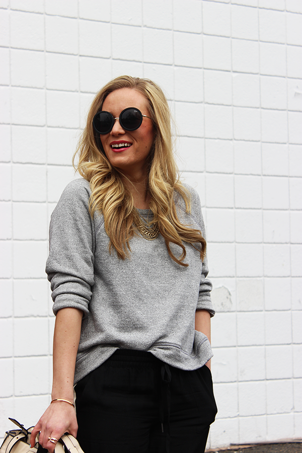 Dressed Up Sweatshirt