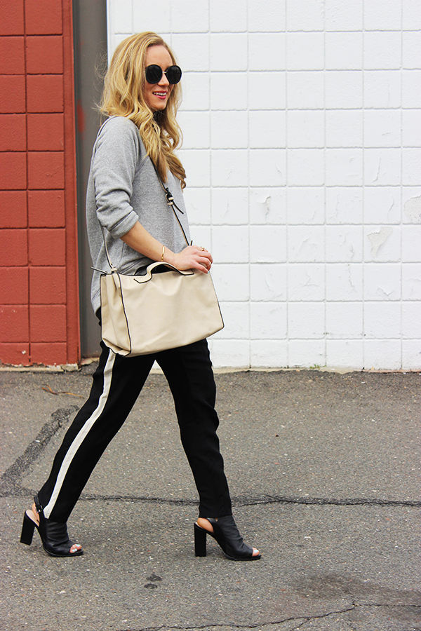 Sporty Blogger Style