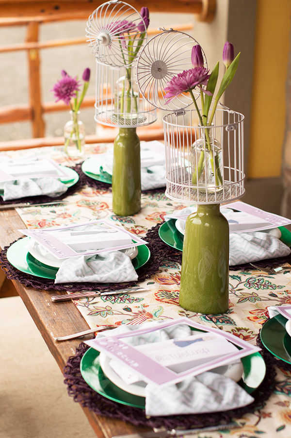 Spring Table Set Up