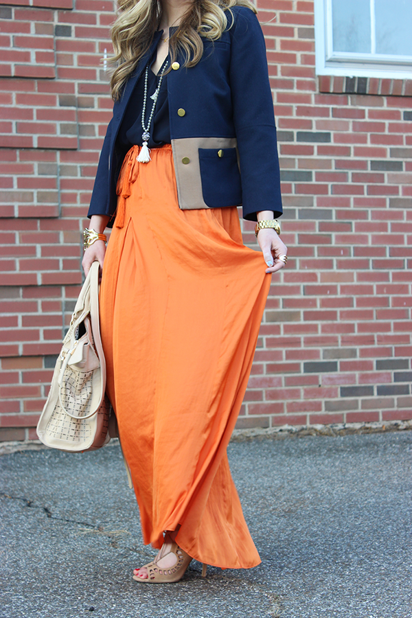 Calypso St Barth Maxi Skirt