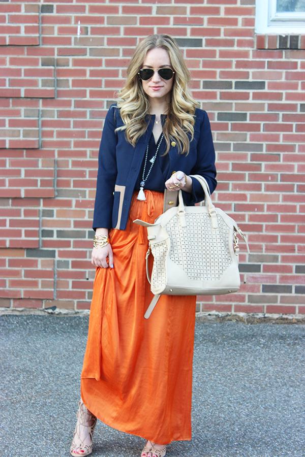 Full Maxi Skirt Style