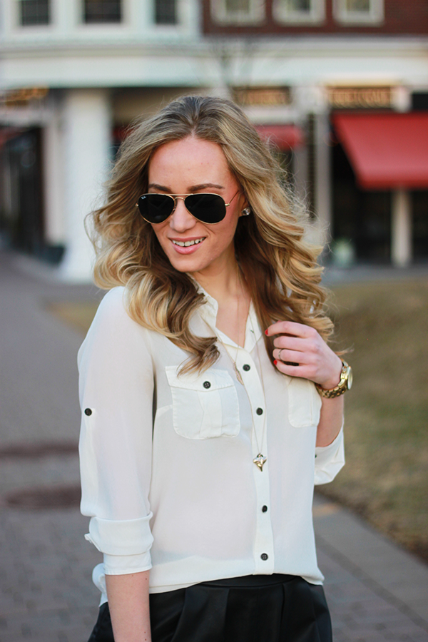 Style Cusp Spring White