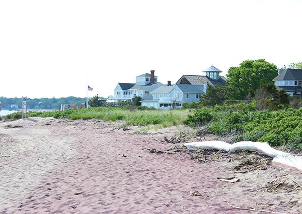 Connecticut Beach Hammonasset
