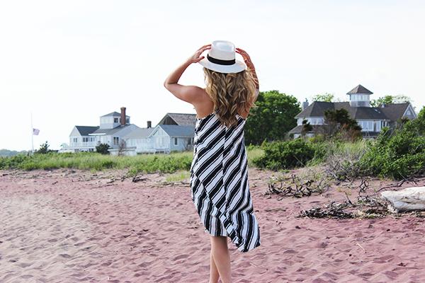 Striped Dress5