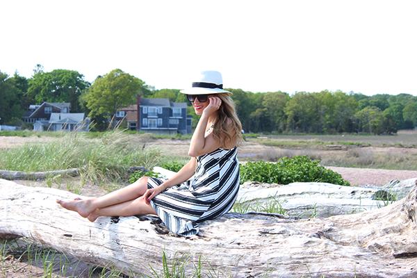 Summer Striped Dress4