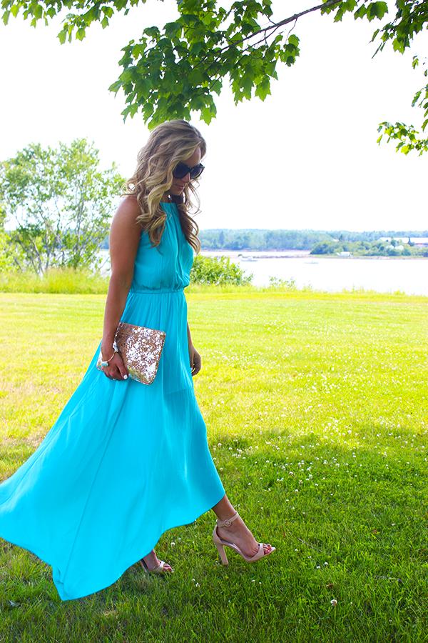 Summer Maine Wedding
