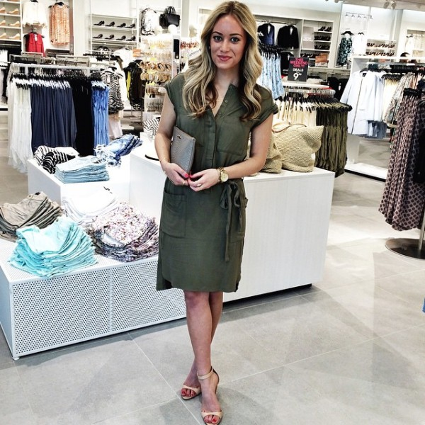 hosting the new @hm store opening at the @Foxwoods @tangeroutlets…