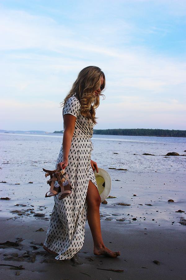 Beach Style at Sunset