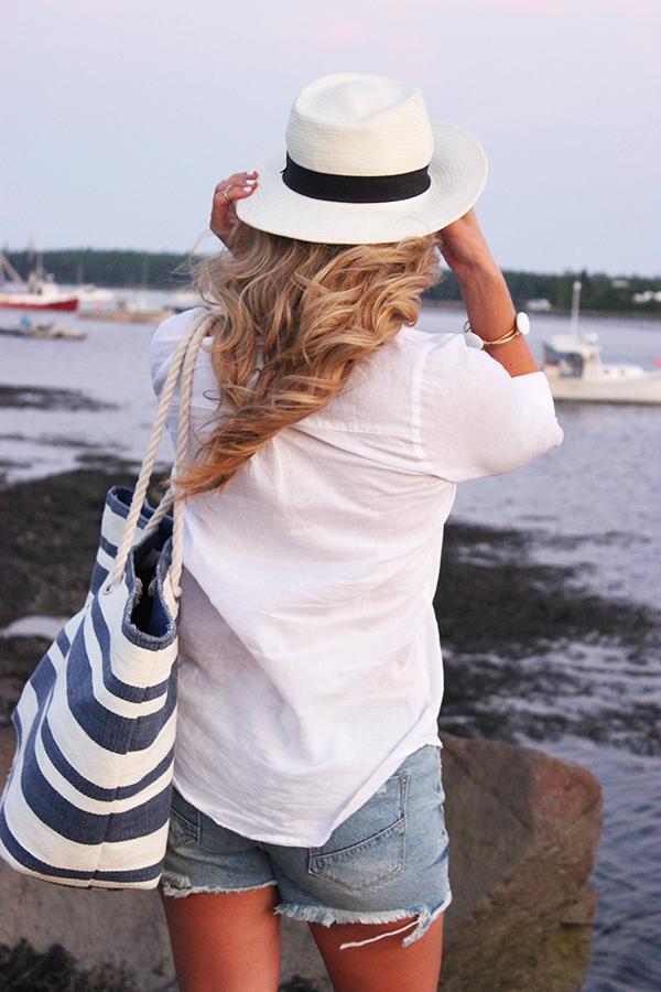Easy Summer White Style