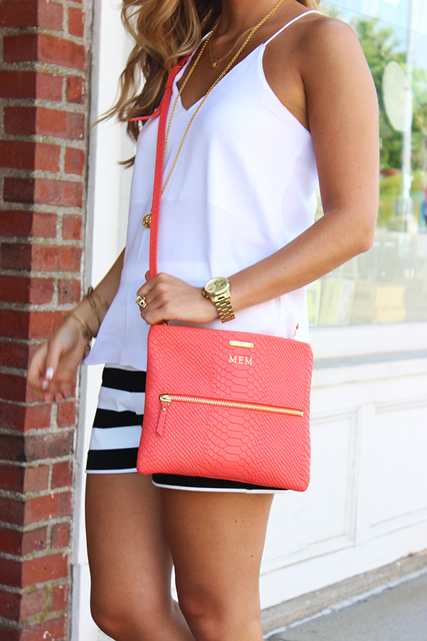 Gigi NY Crossbody Bag