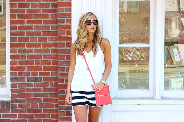 Hot Summer Day Style