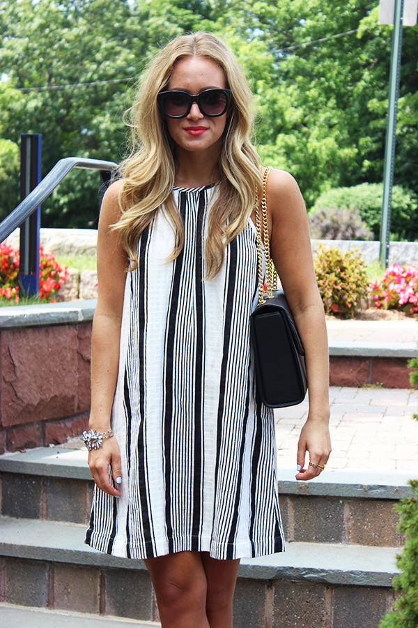 LOU + GREY STRIPES