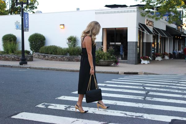 Black Midi Dress Style Cusp