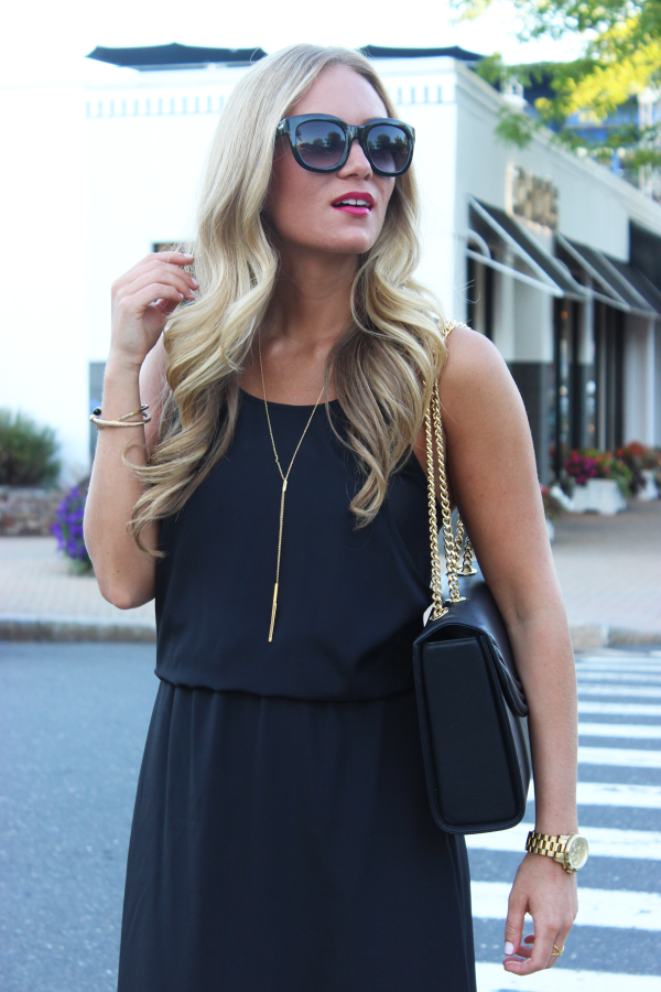 Black and Gold Style Cusp