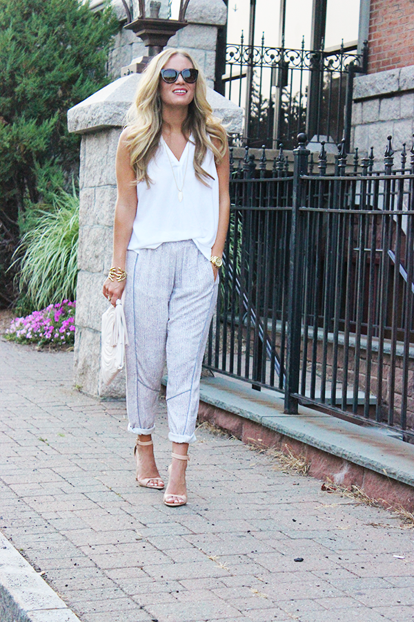 Styling Loose Track Pants