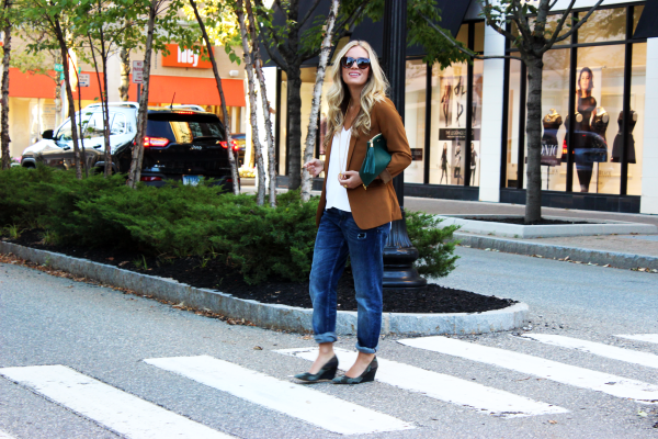 Chic Blogger Style for Fall
