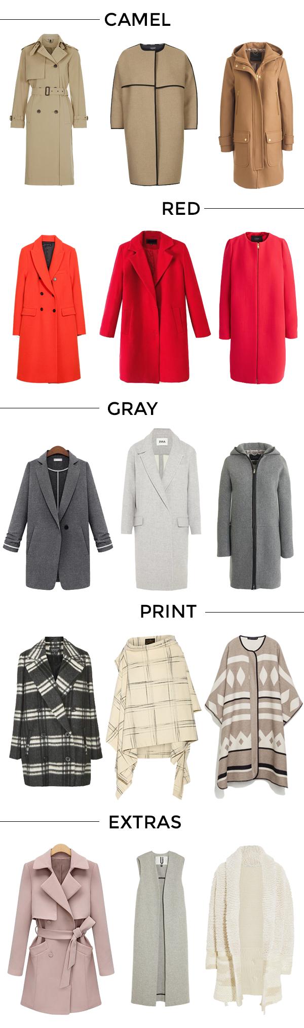 Fall Coat Guide