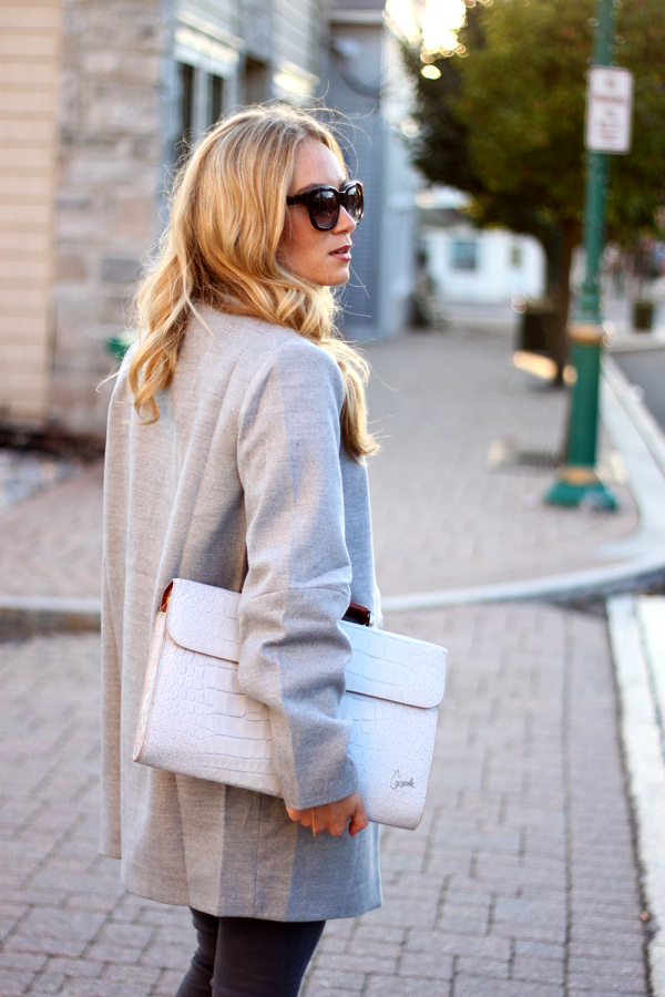 Blogger Style Gray