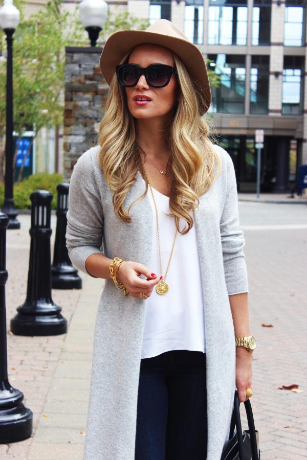 Calypso Gray Sweater
