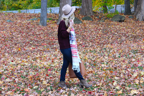 Fall Blogger Style