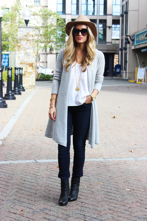 Simple Fall Style
