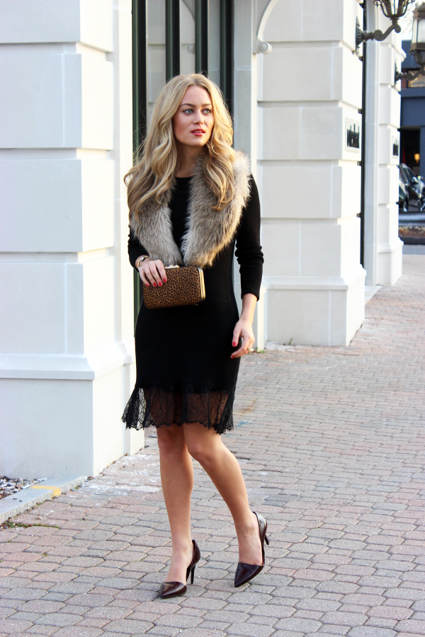 Bluefly Holiday Outfit Idea
