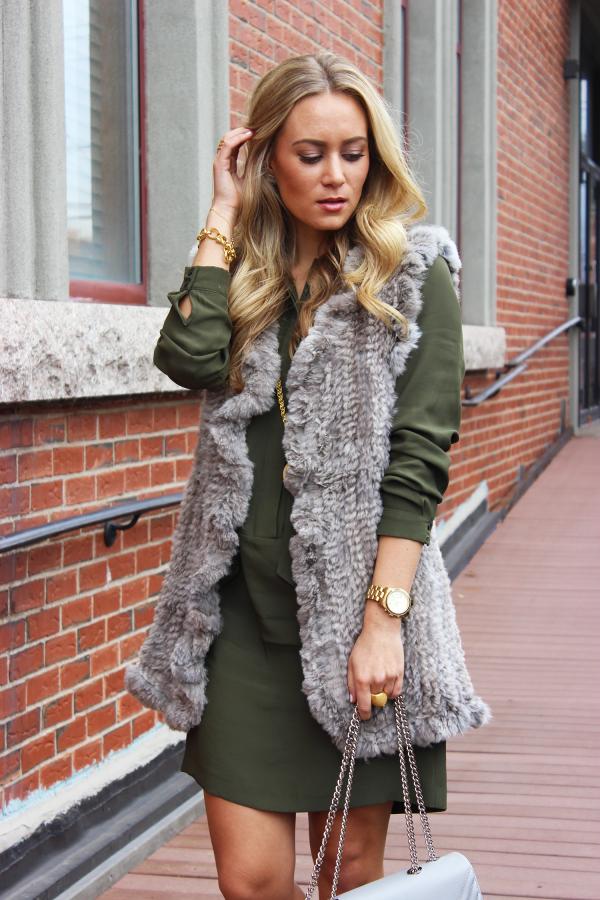 Cozy Fur Vest