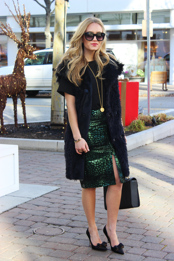 Fur and Sequins