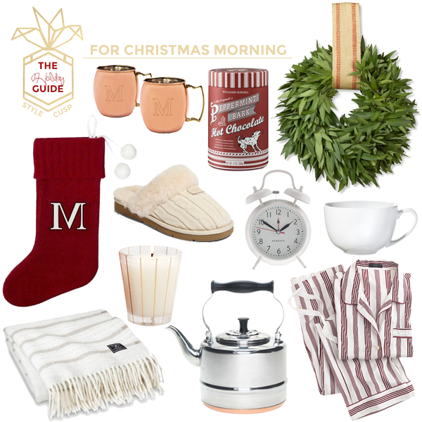 HG - CHRISTMAS MORNING