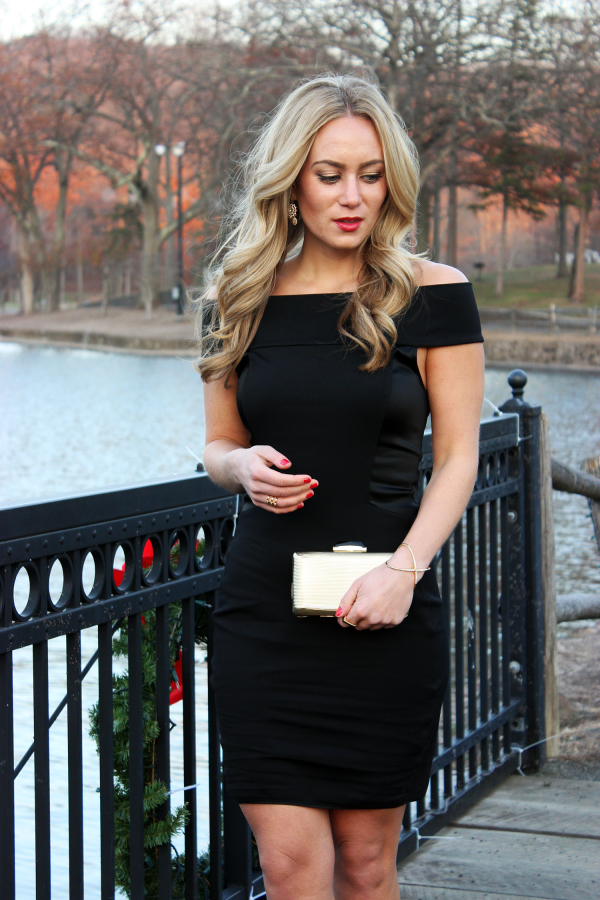 Holiday Little Black Dress