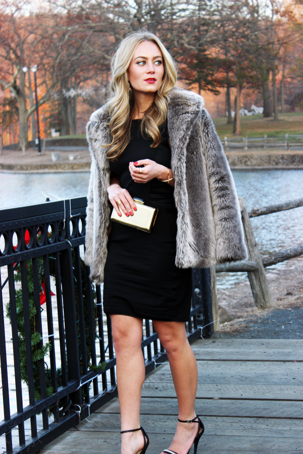 Style Cusp Holiday Look with Rent the Runway