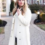 Winter Cream Coat