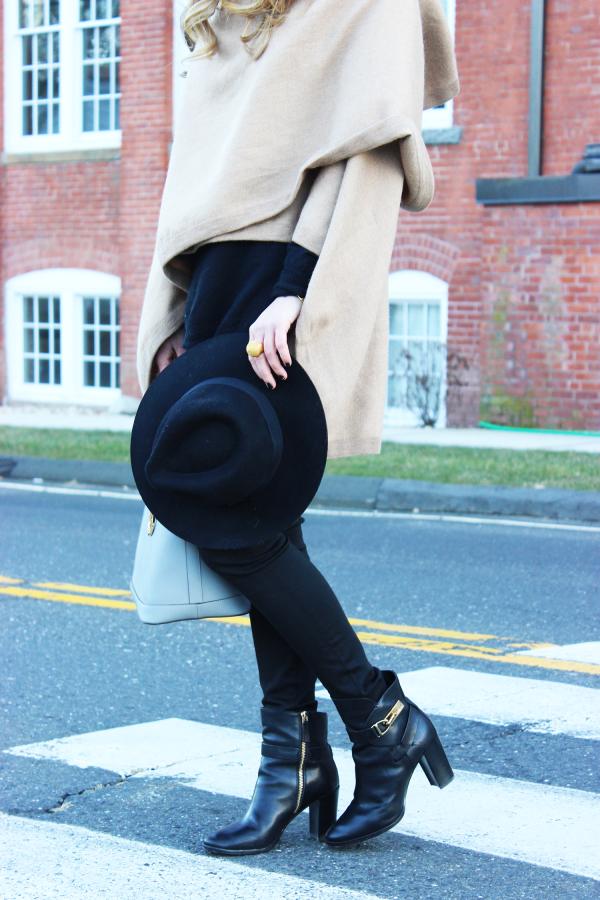 Black Outfit Details