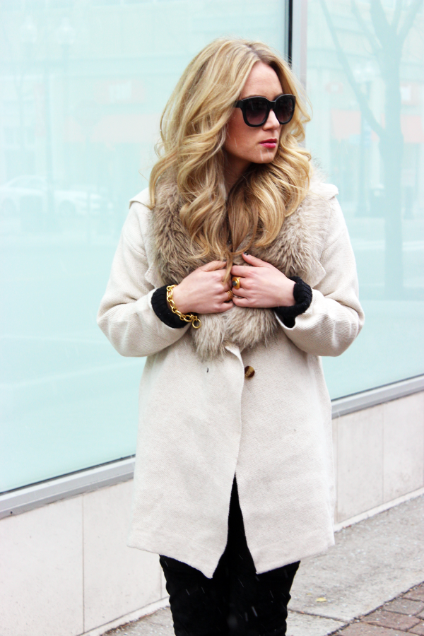 Neutral Duster Coat