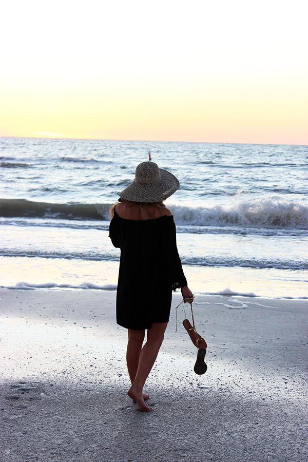 Beach Sunset Vacation St Pete