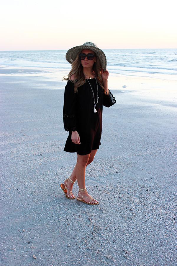 Joy Han Black Dress