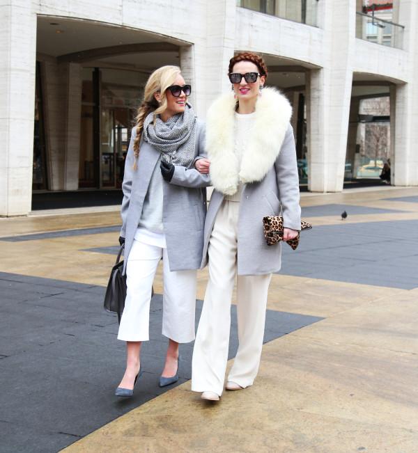 NYFW Bloggers Street Style Fashion Week Style