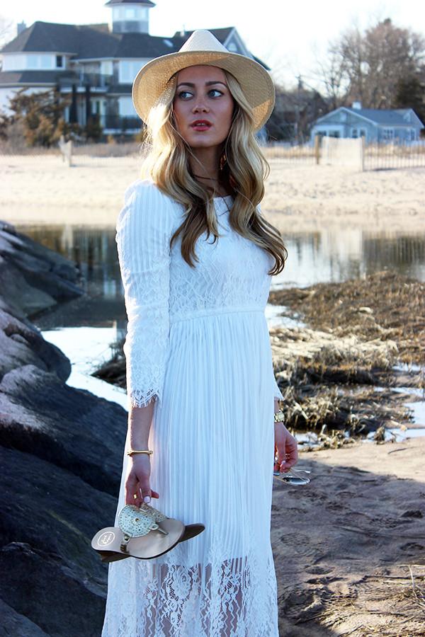 Chic Wish Lace Dress