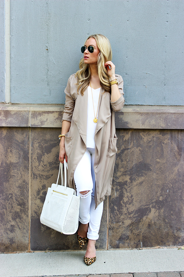 Neutral Duster Trench