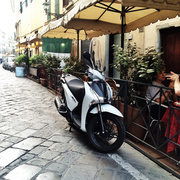 Florence-Moped