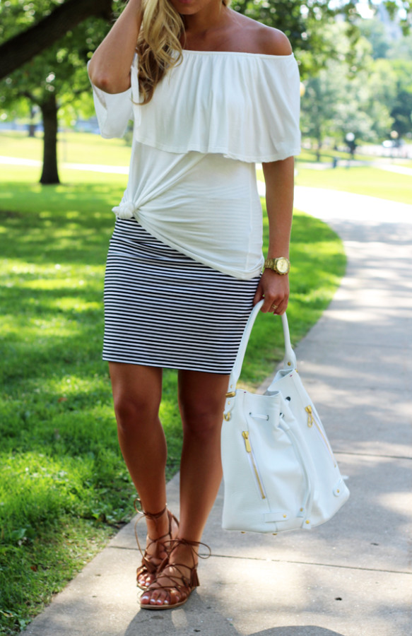 Off-Shoulder-Top-with-Skirt