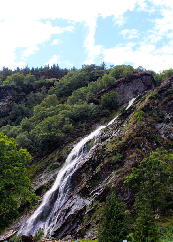 Powerscourt-Waterfall