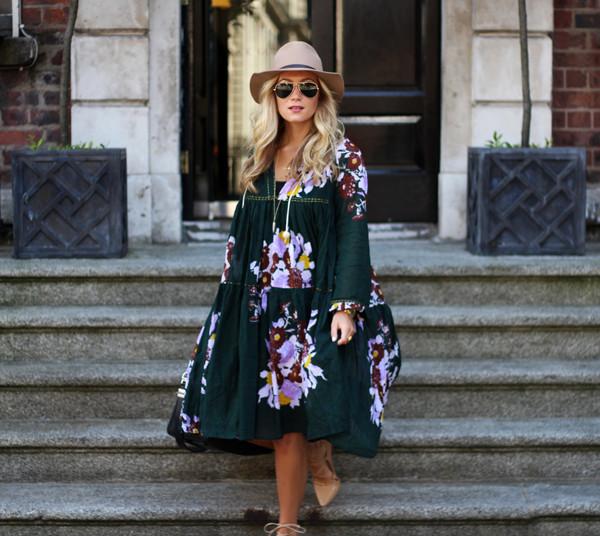 Boho-Chic-Dress