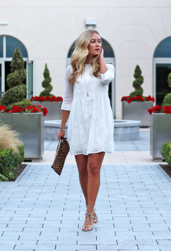 Classic-White-Dress