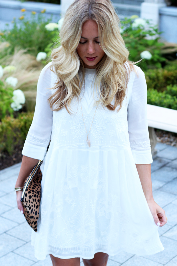 Embroidered-White-Dress