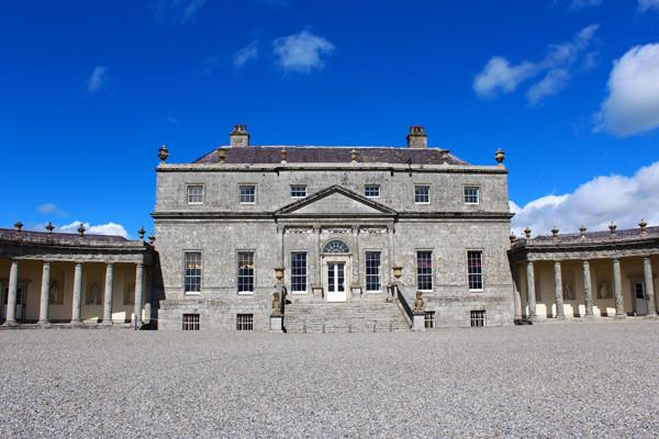 Ireland-Russborough-House