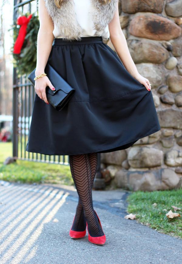 Black-Midi-Skirt-