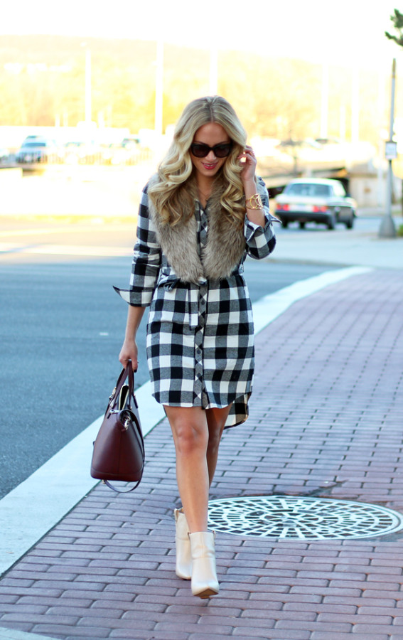 Buffalo-Check-Shirtdress-