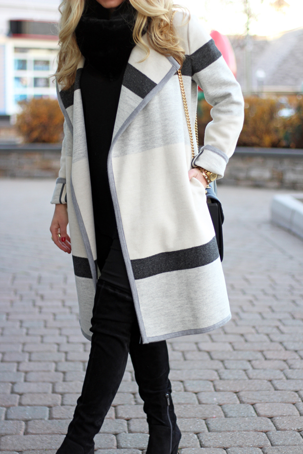 Stripe-Coat