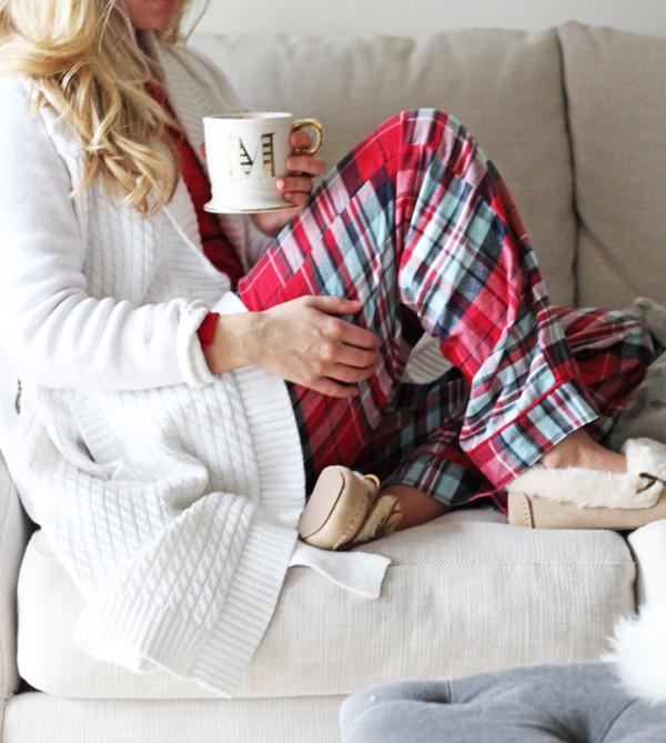 Talbots-Plaid-Pajamas